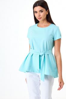 блуза Anelli 1084 мята