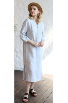 платье Romgil 20с276-33 светло-серый