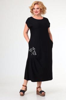 жакет,  платье Ollsy 5103 укроп