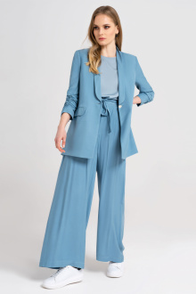 брюки Панда 483560 голубой