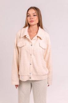 куртка La Stella SL21-5-01 кремовый