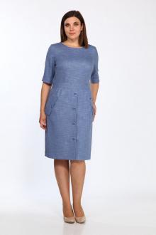 Lady Style Classic 1245/1 голубой