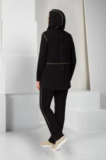 брюки, ветровка TAiER 722 черный