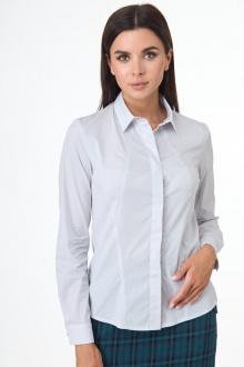 блуза Anelli 330 серый