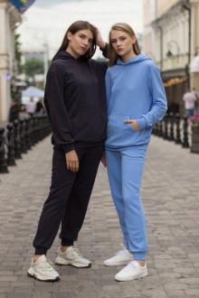 брюки, худи Sisteroom СК-048 графит