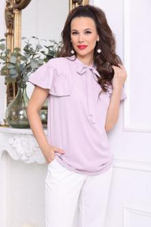 блуза Мода Юрс 2680 лиловый