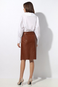 блуза,  юбка Mia-Moda 1260