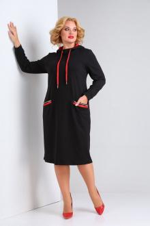 платье SOVITA M-2121 черный