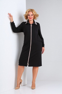 платье SOVITA M-2122 черный