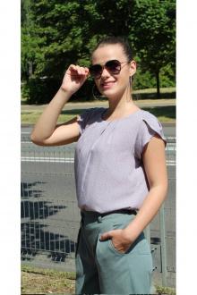 блуза Arisha 2033 капучино