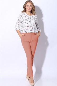 брюки LeNata 11098 розовый
