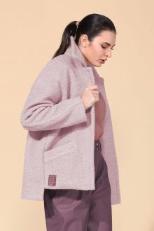 Куртка ALEZA 1039 розовый