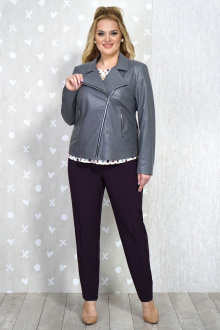 блуза,  брюки,  куртка Alani Collection 1327.1