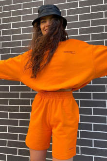 джемпер Rawwwr clothing 282 оранжевый