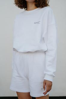 шорты Rawwwr clothing 283 белый
