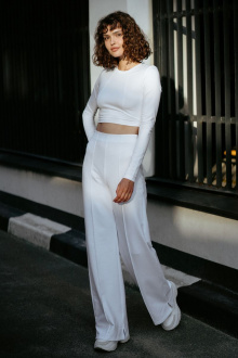 брюки Rawwwr clothing 285 белый