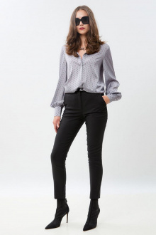 блуза Favorini 31779-Kilay серый