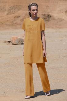 брюки,  туника Golden Valley 6482-1 оранжевый