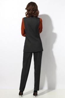 блуза,  брюки,  жилет Mia-Moda 1191-6