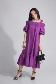 платье ElPaiz 423 фуксия