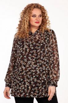 блуза,  топ Emilia Style 2042/3а