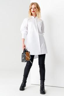 Рубашка Панда 63840z белый