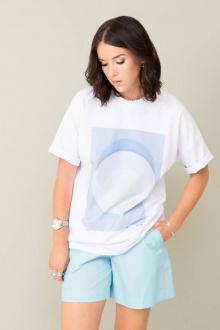шорты Jersey 2015 голубой