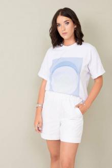 шорты Jersey 2015 белый