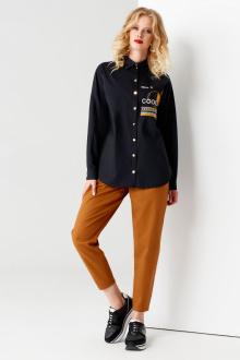 Рубашка Панда 56340z черный