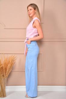 брюки LM ДН6547 голубой