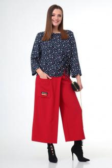 блуза,  кюлоты Taita plus 2128 /1