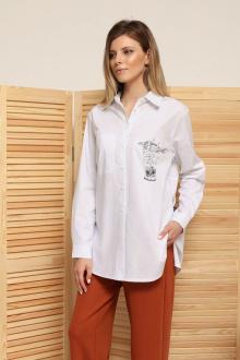 рубашка Ambera 145-1 молоко