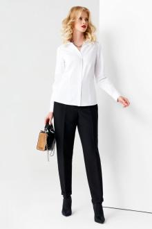 блуза Панда 60740z белый