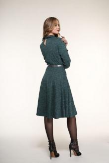 платье AMORI 9330 зеленый