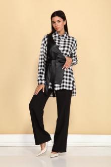 блуза,  брюки,  жилет ALEZA 1036