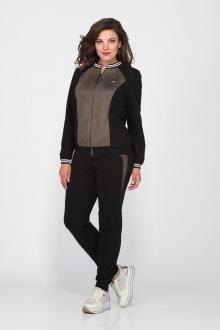 блуза,  брюки Bonna Image 458 хаки
