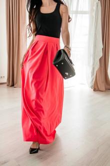 юбка Legend Style S-010 розовый