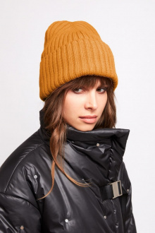 шапка Favorini 31815 оранж