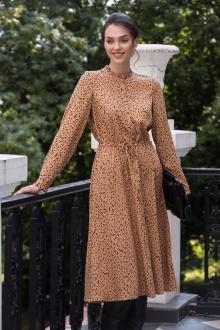 платье Prestige 4264/170 рыжий