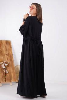платье GRATTO 8116 черный