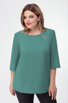 блуза DaLi 3152 бирюза