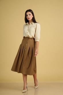 блуза,  юбка Ксения Стиль 1907