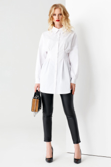 Блуза Панда 66340z белый