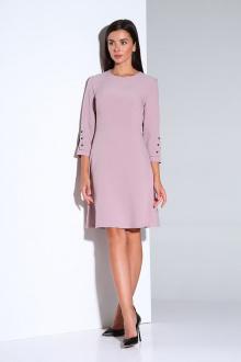 платье Andrea Fashion AF-172 розовый