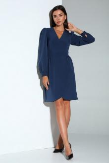платье Andrea Fashion AF-171 синий