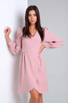 платье Andrea Fashion AF-171 розовый