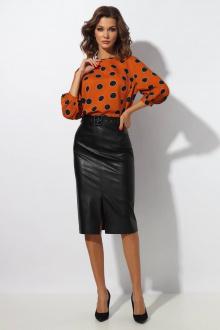 блуза,  юбка Mia-Moda 1210-12