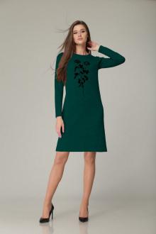 платье Barbara Geratti by Elma 2650 малахит