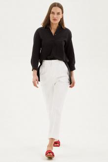 брюки Moveri by Larisa Balunova 3354BL молочный