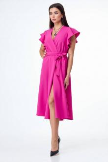 платье T&N 7034 фуксия